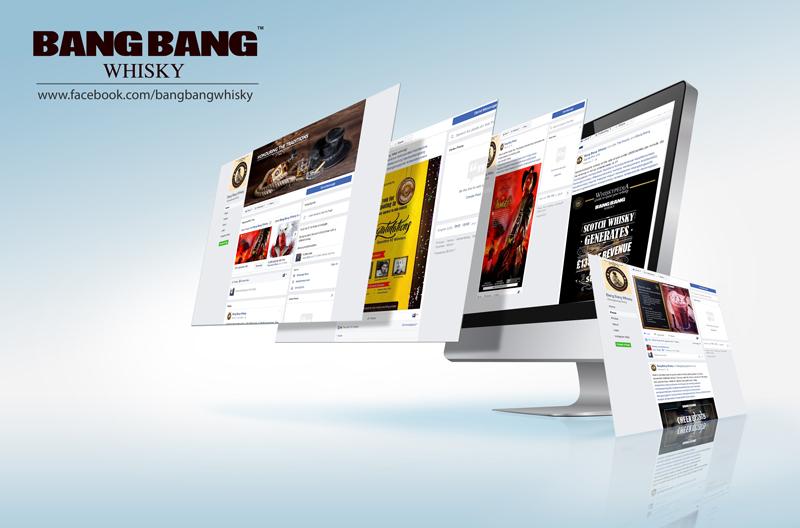 Bang Bang Social Media