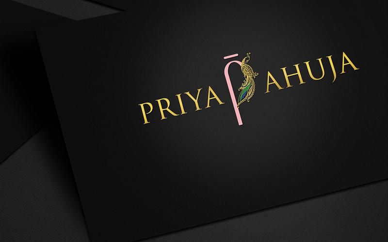 Priya Ahuja Logo
